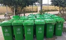 Bán thùng rác nhựa, thùng rác công cộng giá rẻ tại Nam Định