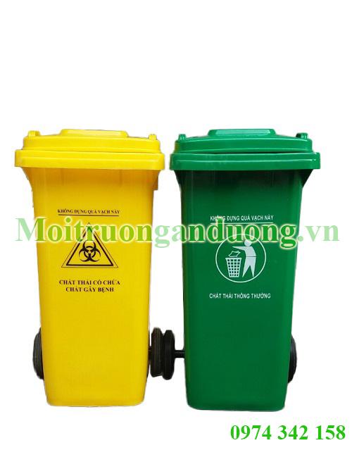 Bán các loại thùng đựng rác y tế theo đúng quy định của Bộ Y tế