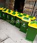 Cung cấp thùng rác môi trường, công nghiệp, y tế và trường học