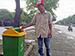 Hạ Long lắp đặt thêm 494 thùng rác công cộng