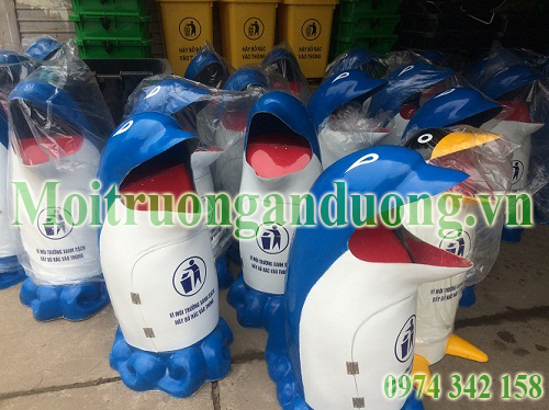 Bán các loại thùng rác sử dụng trong trường học tại Hà Nội